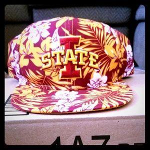 Iowa State ISU hat